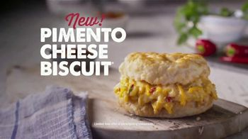 Bojangles' Pimento Cheese Biscuit TV Spot, 'Try It Today' - Thumbnail 6