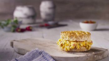 Bojangles' Pimento Cheese Biscuit TV Spot, 'Try It Today'