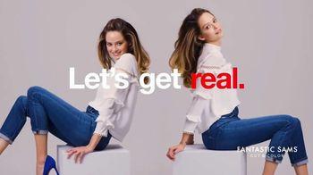 Fantastic Sams Cut & Color TV Spot, 'Get Real' - Thumbnail 6