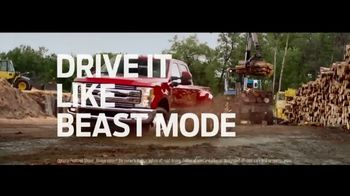 Ford F-Series TV Spot, 'Drive It Home: Beast Mode' Song by Queen [T1]