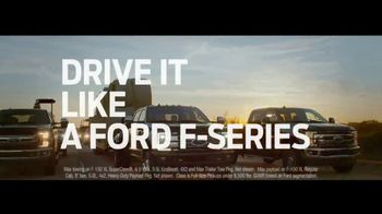 Ford F-Series TV Spot, 'Drive It Home: Beast Mode' Song by Queen [T1] - Thumbnail 7