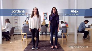 Lola TV Spot, 'Female-Founded: 15 Percent Off Your First Subscription Order'