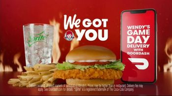 Wendy's Spicy Chicken Nuggets and Sandwich TV Spot, 'The People Have Spoken' - Thumbnail 9