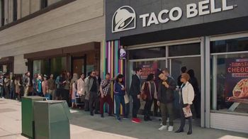 Taco Bell  Toasted Cheddar Chalupa TV Spot, 'Food Obsession'