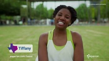 Experian Boost TV Spot, 'Everything Is Bigger in Texas: Mike, Tiffany and Veronica' - Thumbnail 3