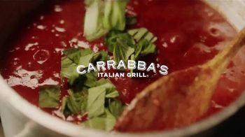 Carrabba's Grill $10 Take Home Meal TV Spot, 'Lasagna' - Thumbnail 1