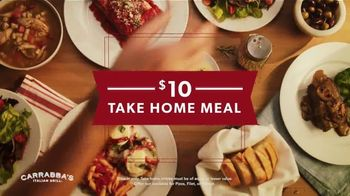 Carrabba's Grill $10 Take Home Meal TV Spot, 'Lasagna' - Thumbnail 5