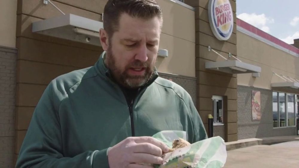 Burger King Impossible Whopper TV Commercial, 'Patty Made from Plants: DoorDash'