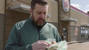 Burger King Impossible Whopper TV Spot, 'Patty Made from Plants: DoorDash'