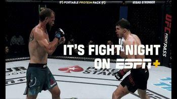 ESPN+ TV Spot, 'UFC: Cowboy vs. Gaethje' - 82 commercial airings