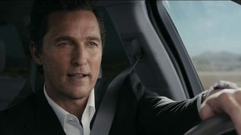 2020 Lincoln Aviator TV Spot, 'Fresh Take On Movement' Featuring Matthew McConaughey [T1] - Thumbnail 7