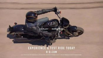 2020 Harley-Davidson Low Rider S TV Spot, 'Tasted Wind' - Thumbnail 7