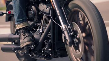 2020 Harley-Davidson Low Rider S TV Spot, 'Tasted Wind' - Thumbnail 1