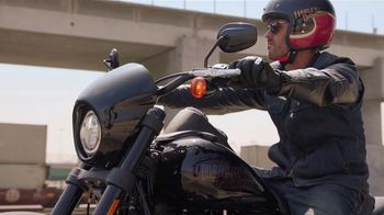 2020 Harley-Davidson Low Rider S TV Spot, 'Tasted Wind' - Thumbnail 2
