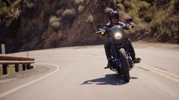 2020 Harley-Davidson Low Rider S TV Spot, 'Tasted Wind' - Thumbnail 4