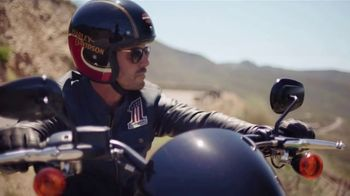 2020 Harley-Davidson Low Rider S TV Spot, 'Tasted Wind' - Thumbnail 6