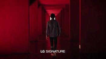 LG Appliances Signature TV Spot, 'Technology and Art' Featuring Delfino Sisto Legnani - Thumbnail 1