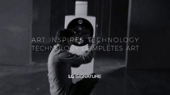 LG Appliances Signature TV Spot, 'Technology and Art' Featuring Delfino Sisto Legnani - Thumbnail 8