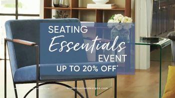 Scandinavian Designs Seating Essentials Event TV Spot, 'The Best Seats on Sale'