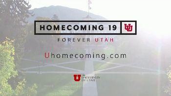 University of Utah TV Spot, '2019 Homecoming: Emeritus Reunion' - Thumbnail 10