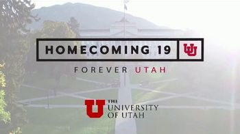 University of Utah TV Spot, '2019 Homecoming: Emeritus Reunion' - Thumbnail 2