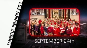 University of Utah TV Spot, '2019 Homecoming: Emeritus Reunion' - Thumbnail 6