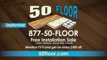 50 Floor TV Spot, 'Quiet House' - Thumbnail 10