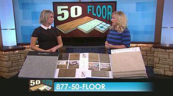50 Floor TV Spot, 'Quiet House' - Thumbnail 5