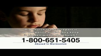 AVA Law Group, Inc TV Spot, 'Abused in Mormonism'