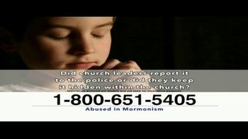 AVA Law Group, Inc TV Spot, 'Abused in Mormonism