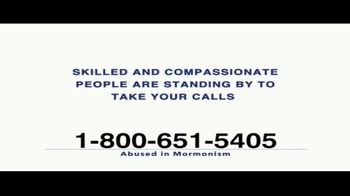 AVA Law Group, Inc TV Spot, 'Abused in Mormonism' - Thumbnail 5