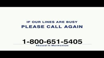 AVA Law Group, Inc TV Spot, 'Abused in Mormonism' - Thumbnail 6