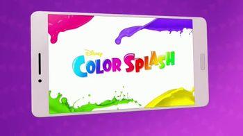 DisneyNOW Color Splash TV Spot, 'Color Splash' - Thumbnail 7