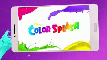 DisneyNOW Color Splash TV Spot, 'Color Splash'