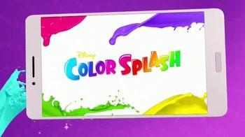 DisneyNOW Color Splash TV Spot, 'Color Splash'