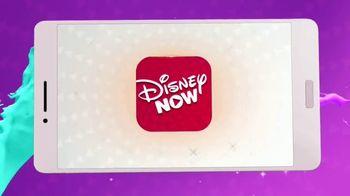DisneyNOW Color Splash TV Spot, 'Color Splash' - Thumbnail 3