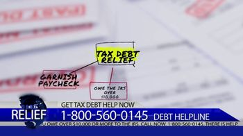 Debt Helpline TV Spot, 'Get the Help You Deserve'