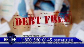 Debt Helpline TV Spot, 'Get the Help You Deserve'