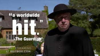 BritBox TV Spot, 'Father Brown Season Seven' - Thumbnail 7
