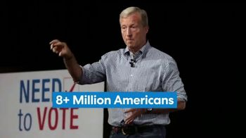 Tom Steyer 2020 TV Spot, 'Not Even You, Donald' - 9 commercial airings