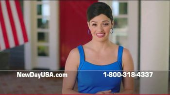 NewDay USA VA Cash Out Home Loan TV Spot, 'Peace of Mind' - Thumbnail 4