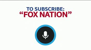 FOX Nation TV Spot, 'Now Available With XFINITY'