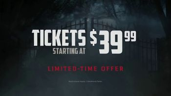Busch Gardens Howl-O-Scream TV Spot, 'All Hell is Breaking Loose' - Thumbnail 7