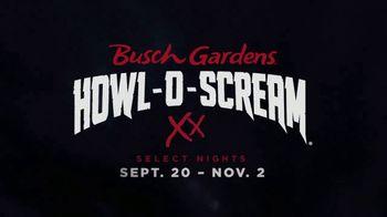 Busch Gardens Howl-O-Scream TV Spot, 'All Hell is Breaking Loose'