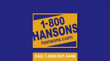 1-800-HANSONS End of Summer Roofing Sale TV Spot, '50% Off and Free Tablet' - Thumbnail 7