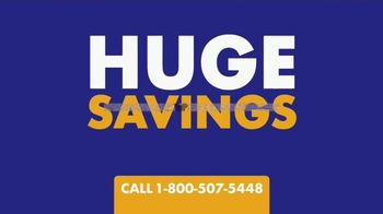 1-800-HANSONS End of Summer Roofing Sale TV Spot, '50% Off and Free Tablet' - Thumbnail 1