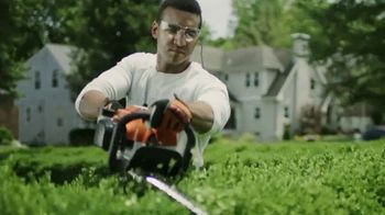 STIHL TV Spot, \'Real STIHL Anthem\'