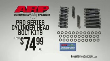 PowerNation Directory TV Spot, 'Manifolds, Bolt Kits, Tires and Brake Kits' - Thumbnail 3