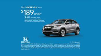 2019 Honda HR-V TV Spot, 'Brotherhood' [T2] - Thumbnail 9