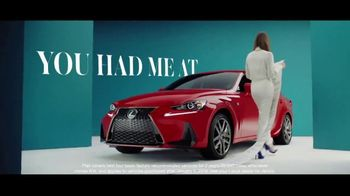 Lexus Fall Collection Sales Event TV Spot, 'Smart Is the New Sexy' [T2] - Thumbnail 6